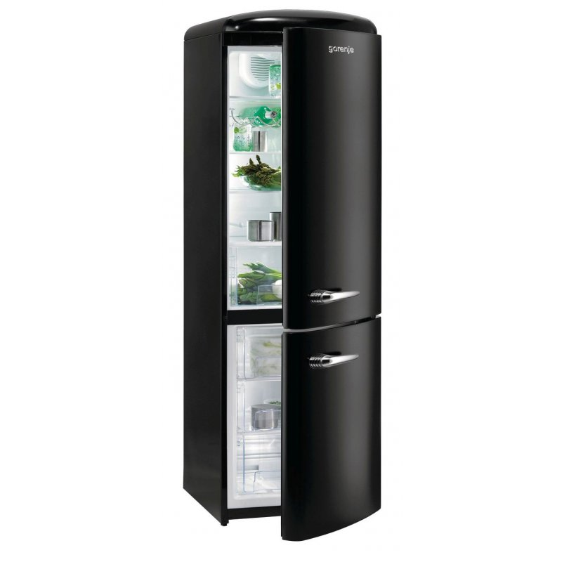 gorenje rk60359obk k hl gefrierkombination go part shop. Black Bedroom Furniture Sets. Home Design Ideas